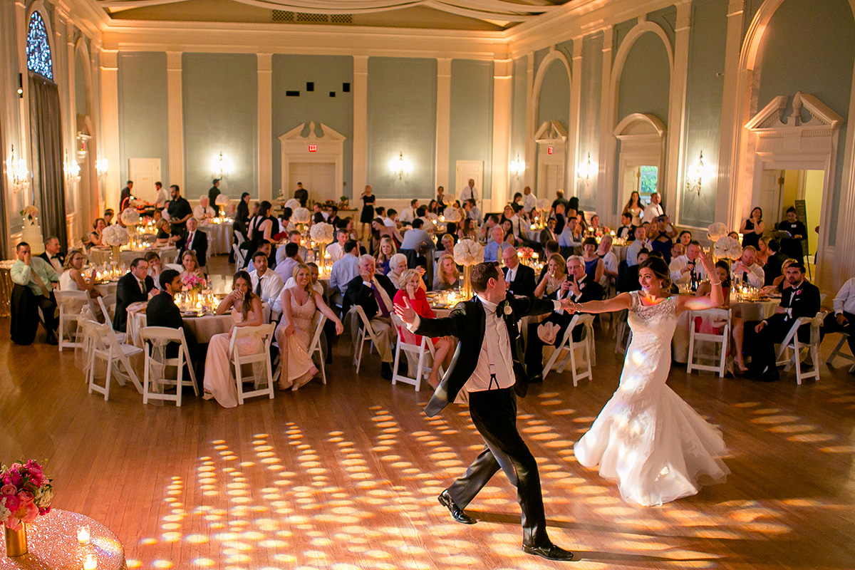 A Dance in the Grand Ballroom